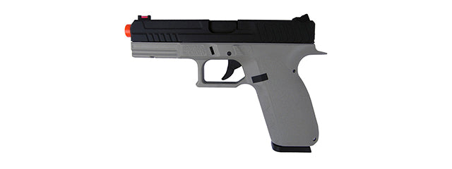 KJW KP-13 Meta Gas/Co2 Blowback Airsoft Pistol - Urban Grey