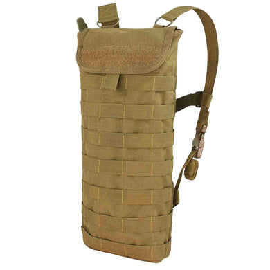 Condor MOLLE Style Water Hydration Carrier (Color: Tan)