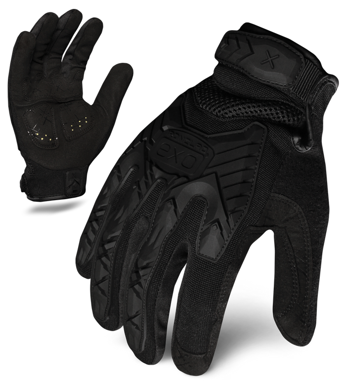 Ironclad Exo Tactical Impact Glove (Color: Black / 2X-Large)