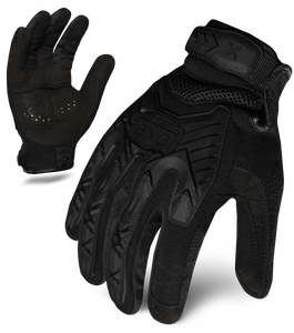 Ironclad Exo Tactical Impact Glove (Color: Black / X-Large)