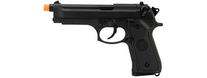 WE-M001 WE Tech Full Metal M9 Semi Automatic Gas Blowback Pistol (BLACK)