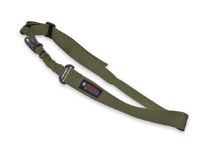 Defcon Gear Tactical Single Point Sling System - OD Green TSPS OD