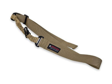 Defcon Gear Tactical Single Point Sling System - Coyote Brown TSPS CB
