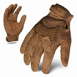 Ironclad Exo Tactical Impact Glove (Color: Tan / Large)