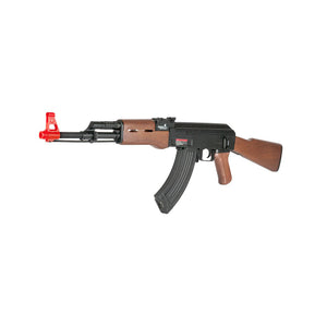 Lancer Tactical LT-16D Full Metal Gearbox AK47 AEG Airsoft Gun