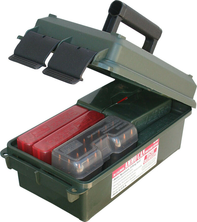 NEW! MTM AMMO CAN 30CAL F/GRN AC30C-11