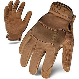 Ironclad Exo Tactical Pro Glove - Tan (Size: Medium)