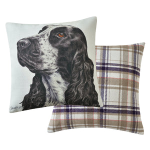 Cocker Spaniel Cushion