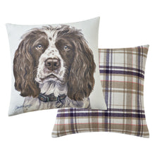 Load image into Gallery viewer, Springer Spaniel Cushion
