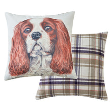 Load image into Gallery viewer, Cavalier King Charles Cushion