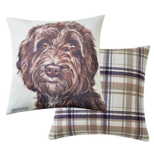 Cockapoo Cushion
