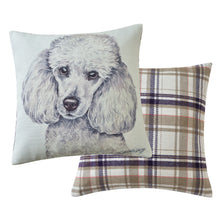 Load image into Gallery viewer, Mini Poodle Cushion