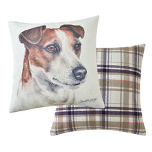 Load image into Gallery viewer, Jack Russell Cushion