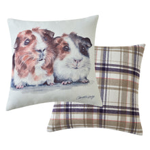 Load image into Gallery viewer, Guinea Pigs Cushion