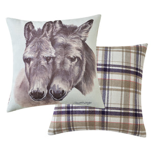 Donkeys Cushion