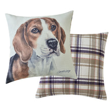 Load image into Gallery viewer, Beagle Cushion