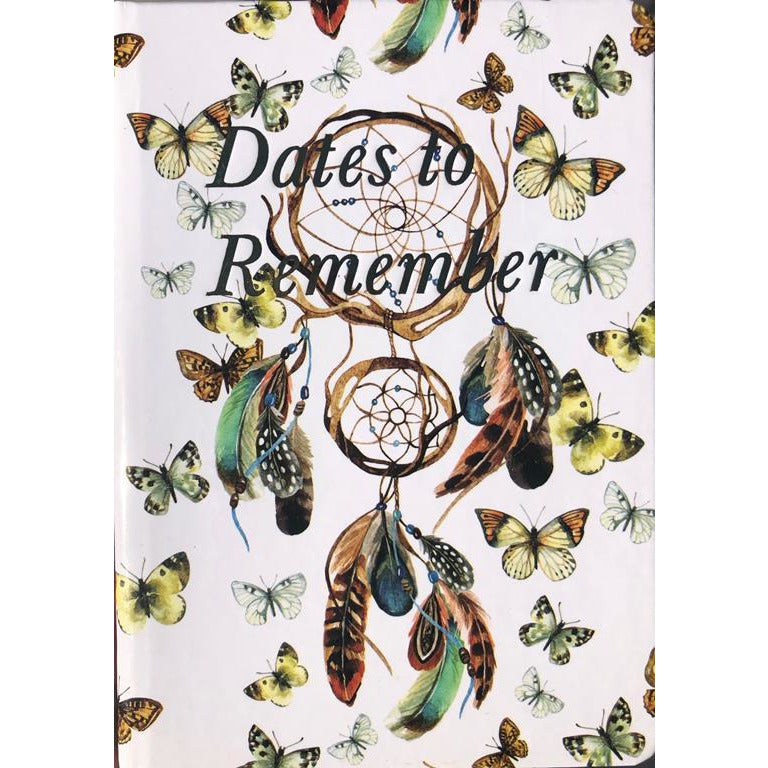 Dates to Remember Dream Catcher A5