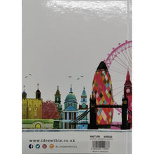 Load image into Gallery viewer, London Scene Notebook A5
