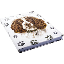 Load image into Gallery viewer, Cocker Spaniel Notebook A5