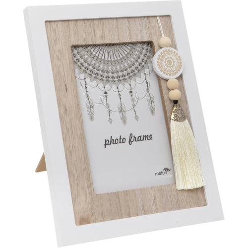 Dream Catcher Tassel Photo Frame 5 x 7-Inch