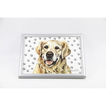 Load image into Gallery viewer, Golden Retriever Lap Tray