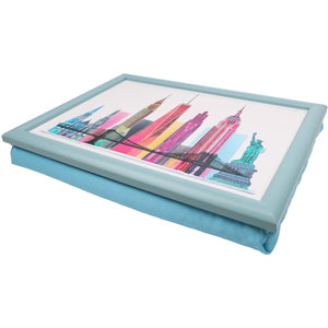 New York Skyline Lap Tray