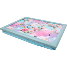 Load image into Gallery viewer, Magnolia Cranes Lap Tray