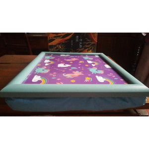 Kids Unicorn Lap Tray