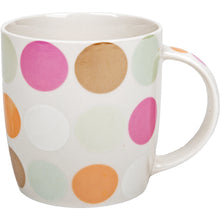 Load image into Gallery viewer, Colour Dots Mug