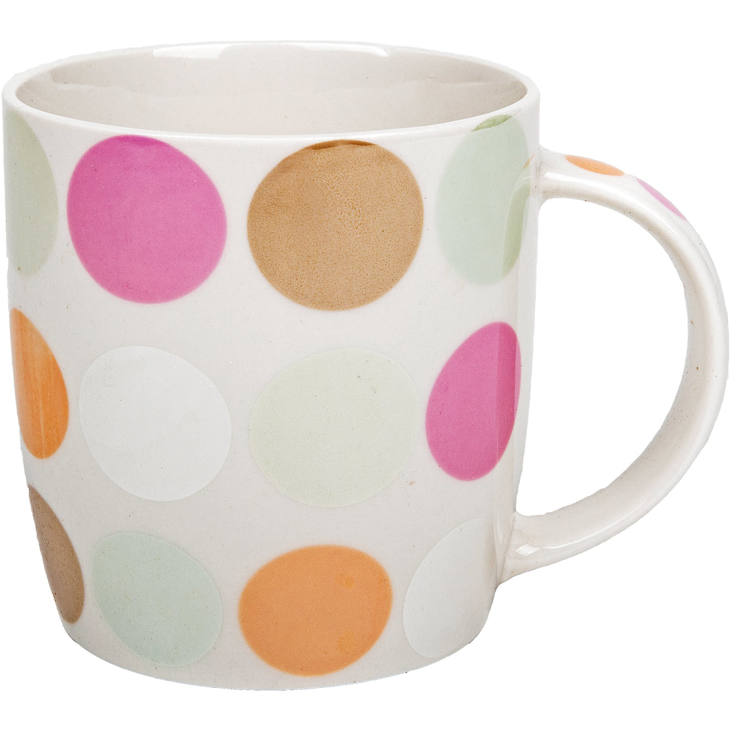 Colour Dots Mug