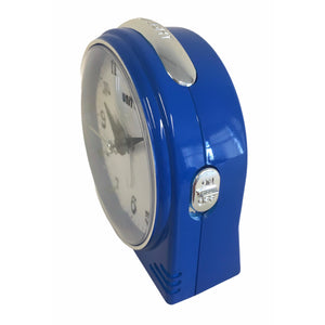Beep Alarm Clock in Blue