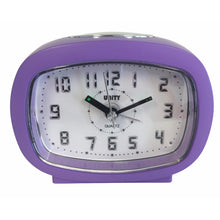 Load image into Gallery viewer, Beep Alarm Clock in Purple