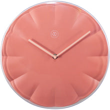 Load image into Gallery viewer, nXt - Wall clock - Ø 29,5 cm - Plastic - Red - 'Sweet'