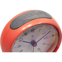Load image into Gallery viewer, nXt - Alarm clock - Ø 9.5 x 3.8 cm - Orange - 'Otto'
