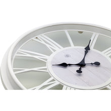 Load image into Gallery viewer, nXt- Wall clock - Ø 51 cm - Plastic - White - 'Quebec'