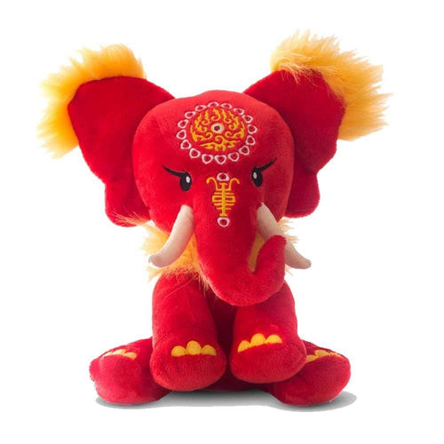 Dahong Cuddly Elephant Plush Toy