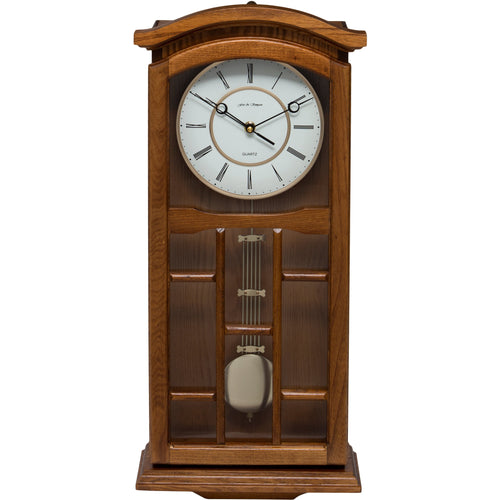 Kensington Oak Pendulum Clock