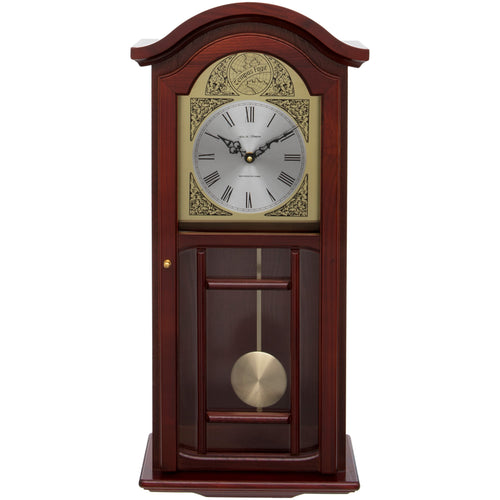 Kempston Walnut Pendulum Clock