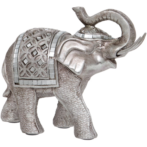 Raised Trunk Elephant