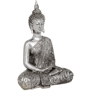 Thai Sitting Calming Buddha