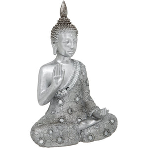 Thai Overcoming Fear 11-inch Buddha