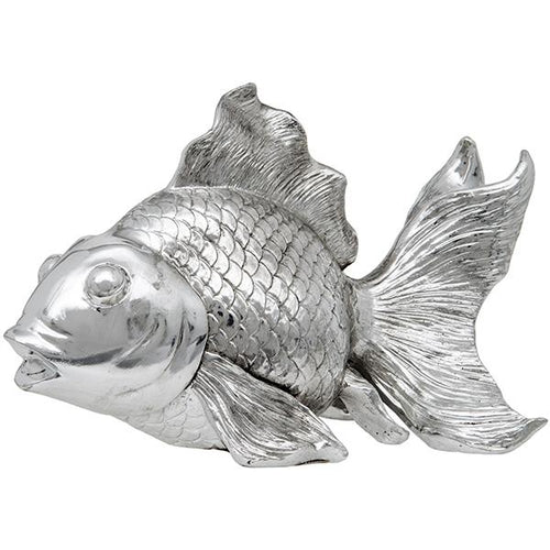 Silver Coloured Gold Fish