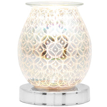 Load image into Gallery viewer, Desire Aroma Orb Wax and Oil Burner Touch Lamp