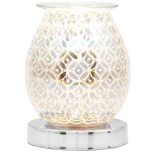 Desire Aroma Orb Wax and Oil Burner Touch Lamp