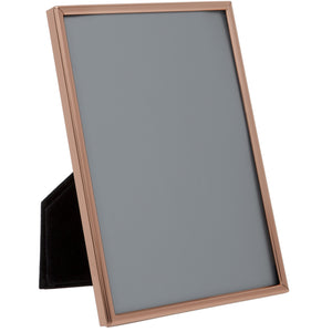 Rose Gold Thin Edge Photo Frame 4 x 6 -inch