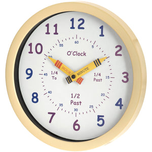 Henley Cream Wall Clock