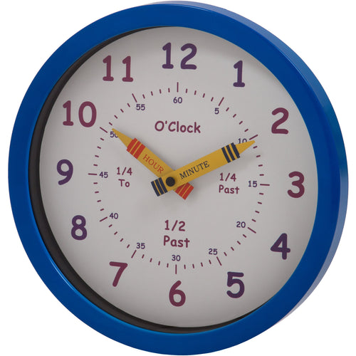 Henley Blue Wall Clock