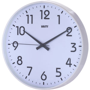 Fradley White Wall Clock