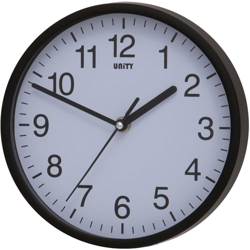 Radcliffe Black Wall Clock
