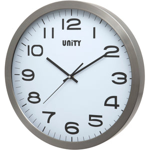 Manhattan Metal Wall Clock